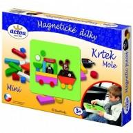 DETOA mágneses puzzle , mini, kisvakondos 13886
