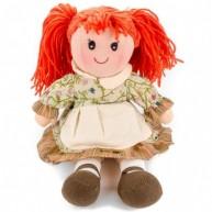 BUMI Textil baba keki ruhában virágmintás felsőben  30 cm 4312E