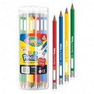 Colorino Kids Jumbo radíros grafitceruza, 1 db  55888PTR