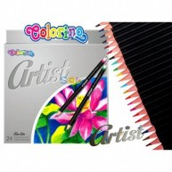 Colorino Artist  színes ceruzák , 24 db    COL65221