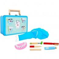 Legler játék fogorvosi táska kiegészítőkkel 3984