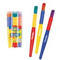 Colorino Kids ecset Jumbo méretű 1db narancs-kék 57790