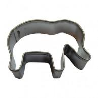 Sütemény kiszúró forma elefántos 1990-09