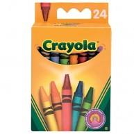 Crayola 24db zsírkréta gyerekeknek 0024