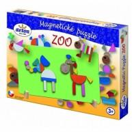 DETOA mágneses puzzle állatkert 13962