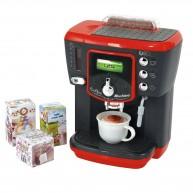 PLAY GO játék kávéfőző Deluxe fekete-piros 3650