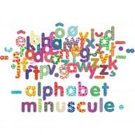 Vilac mágneses ABC betűi fadobozban 81db-os 6703