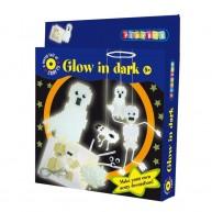 PLAYBOX vasalható gyöngyök 2000db-os sötétben világító szellemek 2470533