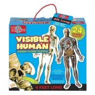 T.S. Shure Jumbo óriás puzzle - emberi test 1137