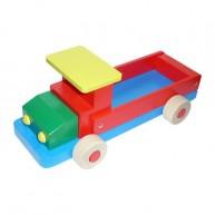 IMP-EX fa játék teherautó nagy színes 3283