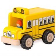 Wonderworld fa játék iskolabusz 4380