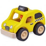 Wonderworld fa játék autó - taxi 4383
