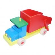 Fa billenős játék autó 3284