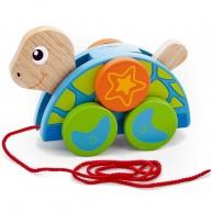 VIGA húzható játék teknős 4230-A