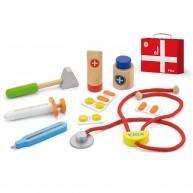 VIGA orvosi táska kiegészítőkkel 4475 12 részes