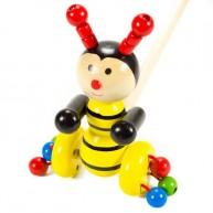 IMP-EX Tologatós fa játék - méhecske 1669