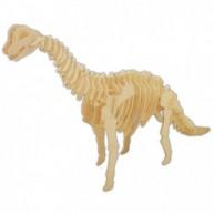 IMP-EX fa modell építő Brachiosaurus kicsi 4062