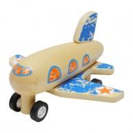 Felhúzható játék repülő 3502B
