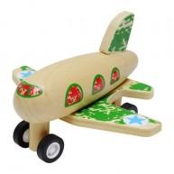 Felhúzható játék repülő 3502A