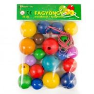 IMP-EX színes gyöngyök 20db-os szett 1220