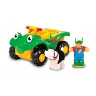 WOW Toys Buddy Benny farmer quaddal 10316