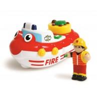 WOW Toys Felix tűzoltóhajó vizes játék 1017