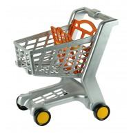 KLEIN bevásárlókocsi műanyag ezüst színű 9690