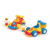 WOW Toys lendkerekes versenyautók 6060