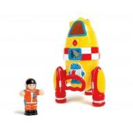 WOW Toys Ronnie rakéta 10230
