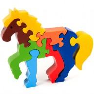Puzzoo 3D puzzle, lovacska 0905