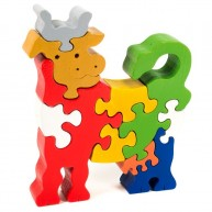 Puzzoo 3D puzzle,  boci 1650