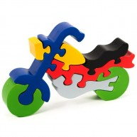 Puzzoo 3D puzzle, motor 0898