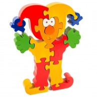 Puzzoo 3D puzzle, bohóc 0910