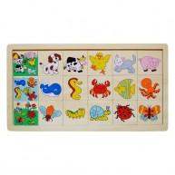 IMP-EX Képkeresős puzzle,  kutyusos 3265