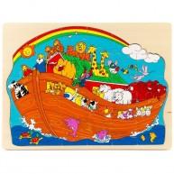 Puzzle 28 db-os Noé bárkája 0859