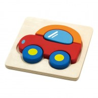 VIGA magasított puzzle - autó 3627E