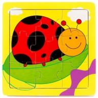 Puzzle katicás 9db-os 3260