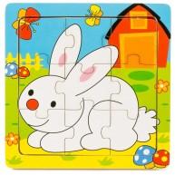 IMP-EX puzzle nyuszis 9db-os  3262