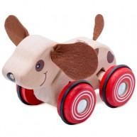 Wonderworld gurulós fajáték kutyus kicsiknek 4368