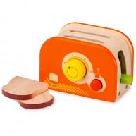 Wonderworld játék kenyérpitító 2db toast kenyérrel 4389