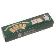 Fa dominó - hagyományos 45db-os 0558