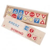 IMP-EX domino KRESZ táblás 0145