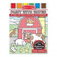 Melissa & Doug kifestő farmos 20db-os 4165
