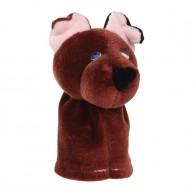Puppet World ujjbáb foxi kutya 2503