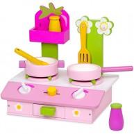 Mentari fa mini konyha - rezsó kiegészítőkkel 4267