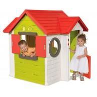 Smoby My house gyerek kerti ház csengővel 810402