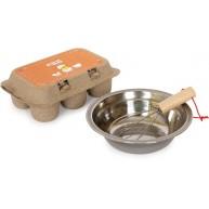 Legler konyhai játék eszközök fa tojásokkal 5666