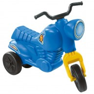 Gyerek lábbal hajtható erős műanyag motor Classic 5 - kék 151