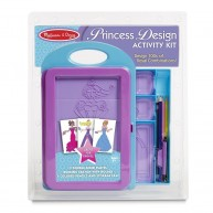 Melissa & Dough ruhatervező kreatív szett hercegnős 4909