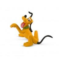 Bullyland Mickey Egér játszótere - Pluto kutya játékfigura 15347